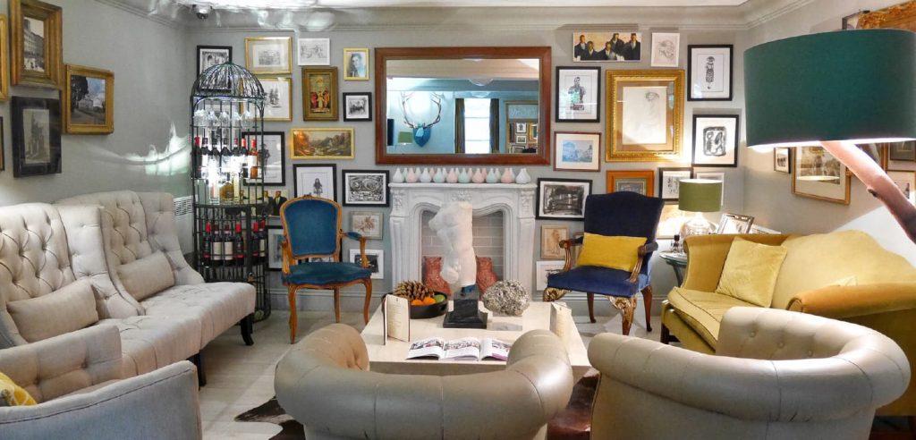 villa geggiano lounge