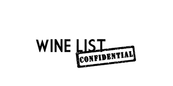 Wine List Confidential